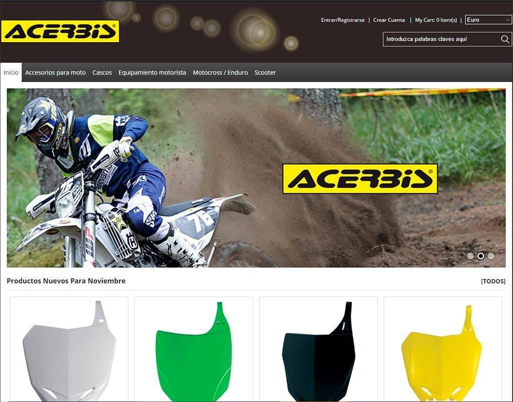 Taylorjanney.com Tienda Online Falsa Acerbis