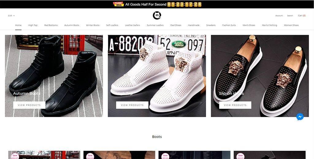 Cmofashion.com Tienda Online Falsa Calzado