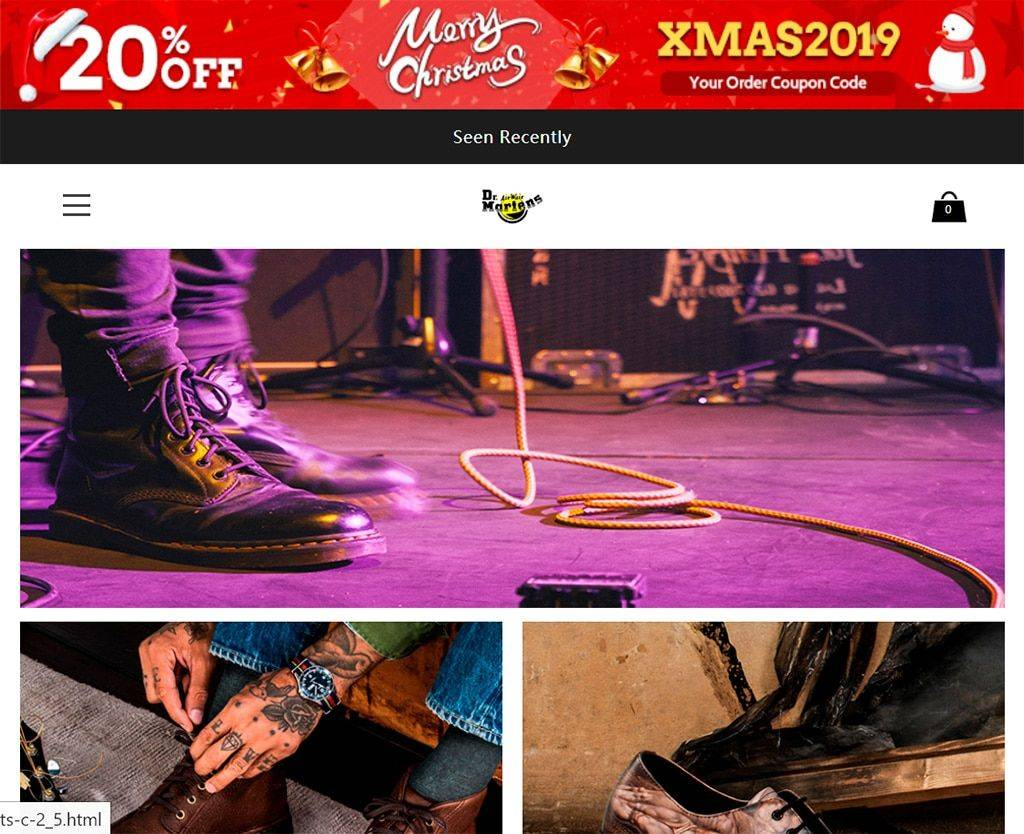Garminsshop.club Tienda Online Falsa Dr Martens