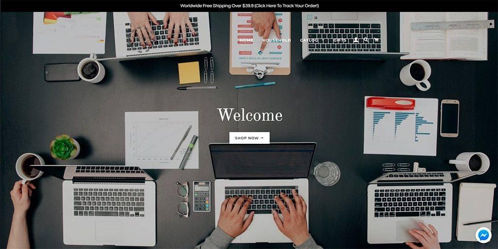 Seeyome.com Tienda Online Falsa Multiproducto
