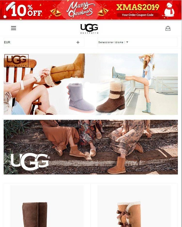 Uggs.red Tienda Online Falsa Ugg