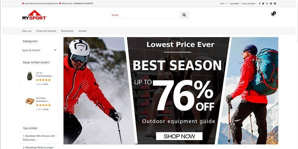 Digitaljunkiesgaming.com Tienda Online Falsa Articulos Deportivos