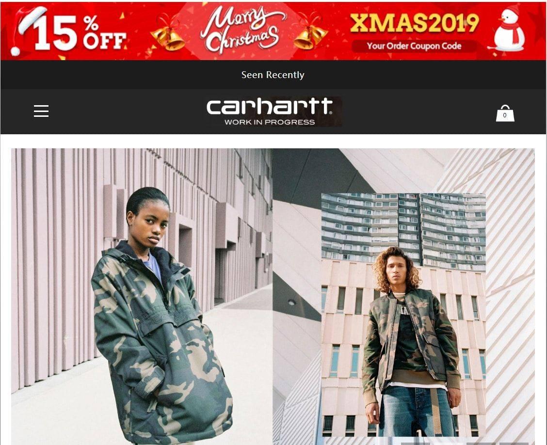 Harttstore.club Tienda Online Falsa Carhartt