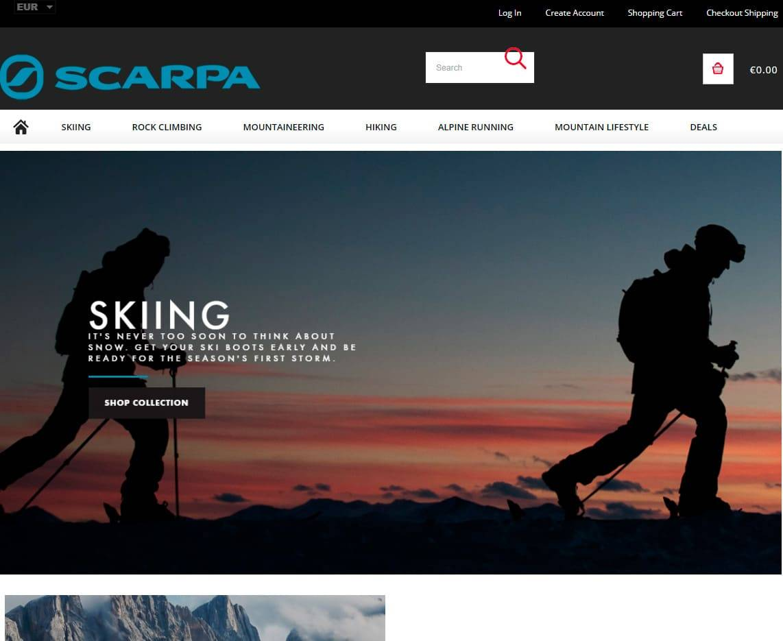 Scarpaeuoutlet.com Tienda Online Falsa Scarpa