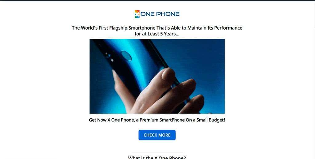 Techsxpro.com Tienda Online Falsa Smartphone