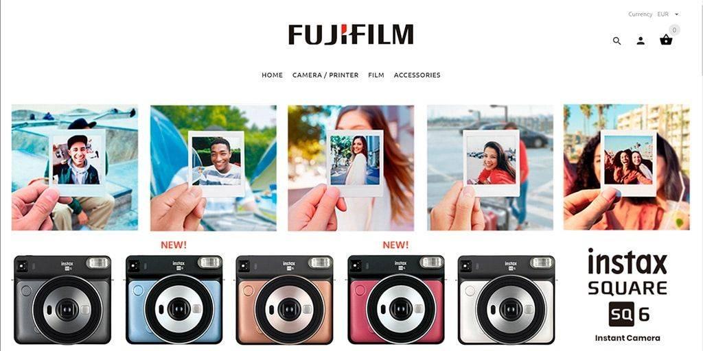 Uk.quostax.com Tienda Online Falsa Fujifilm