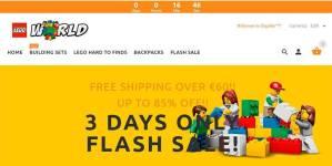 An.wexmin.com Tienda Online Falsa Lego