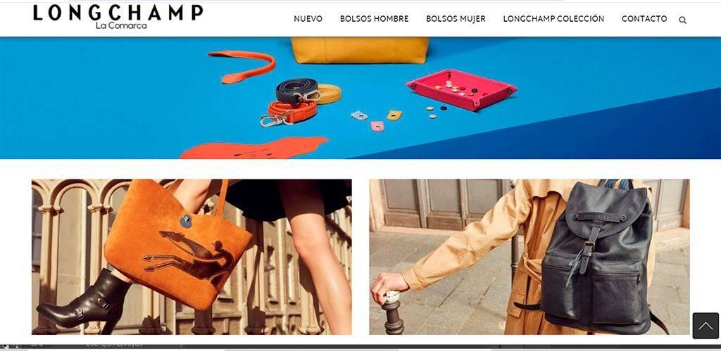 La Comarca.es Tienda Online Falsa Bolsos Longchamp