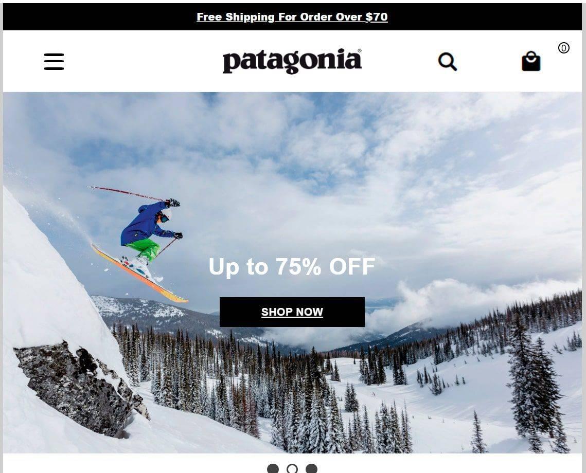 Patagoniaonline.club Tienda Online Falsa Patagonia