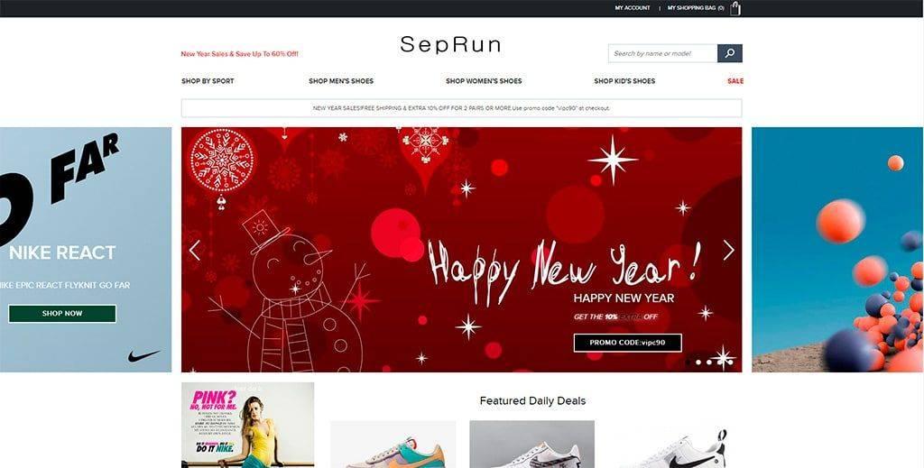 Seprun.com Tienda Online Falsa Zapatillas Nike