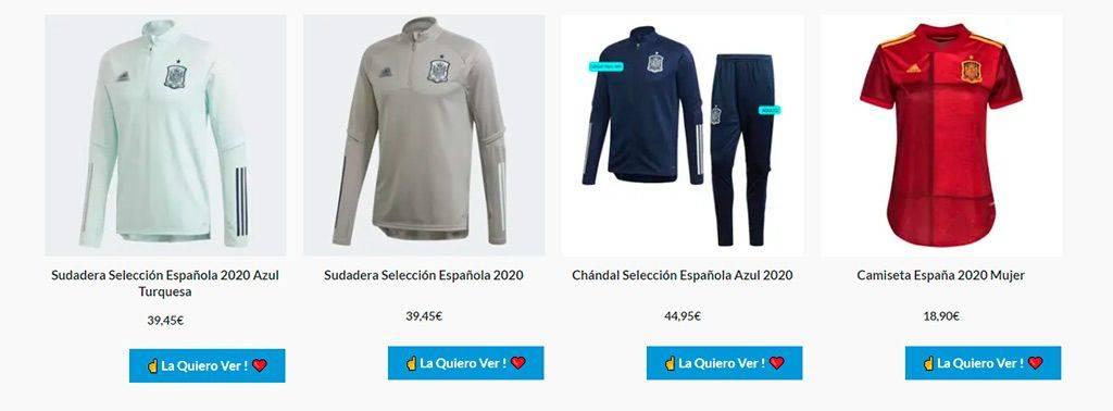 Camisetasdefutbolbaratas.shop Tienda Online Falsa