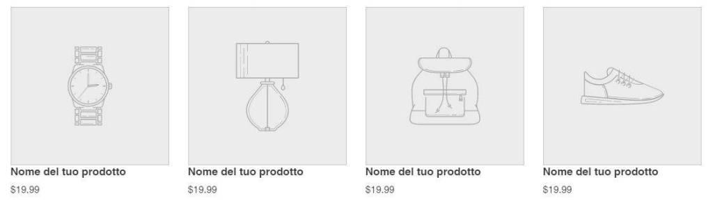 Covid19 Protezioni.it Tienda Online Falsa