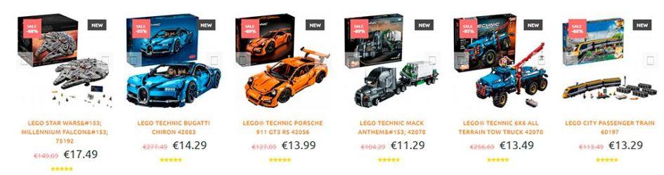 Es.toycoci.com Fake Online Shoplego