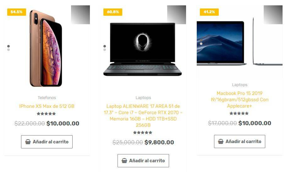 Supertecnologias.com Tienda Online Falsa