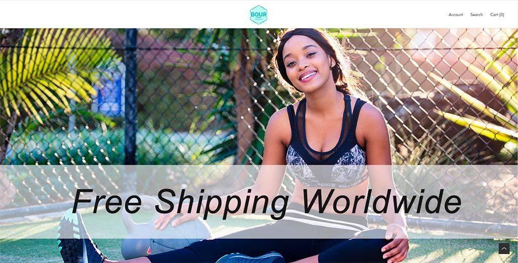 Bourdressing.com Tienda Online Falsa Equipamiento Deportivo