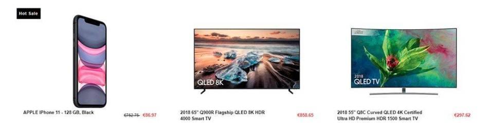 Prcdirect Mall.com Tienda Online Falsa