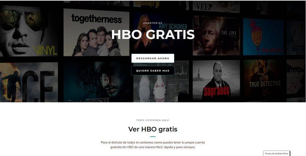 Ver Hbo Gratis Con Phanton.es