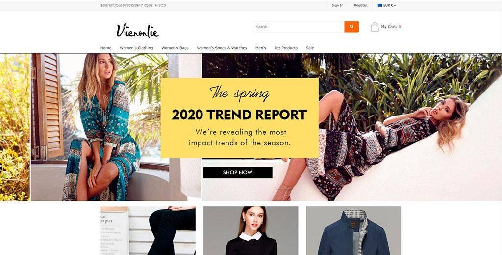 Vicnonlie.com Tienda Online Falsa De Moda