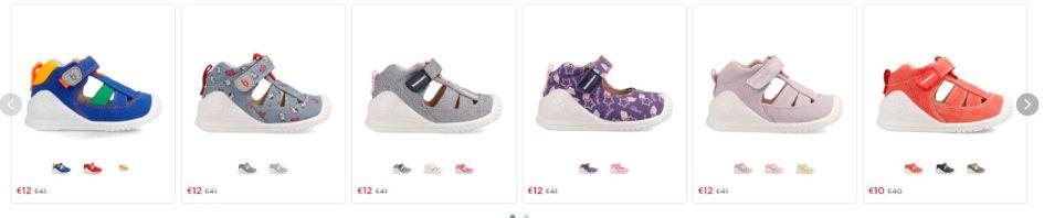 Bebezapatos.online Fake Baby Shoes Shop