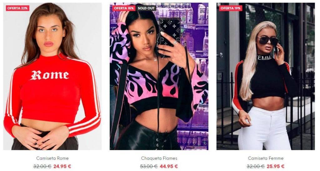 Gyalclothes.com Tienda Online Falsa