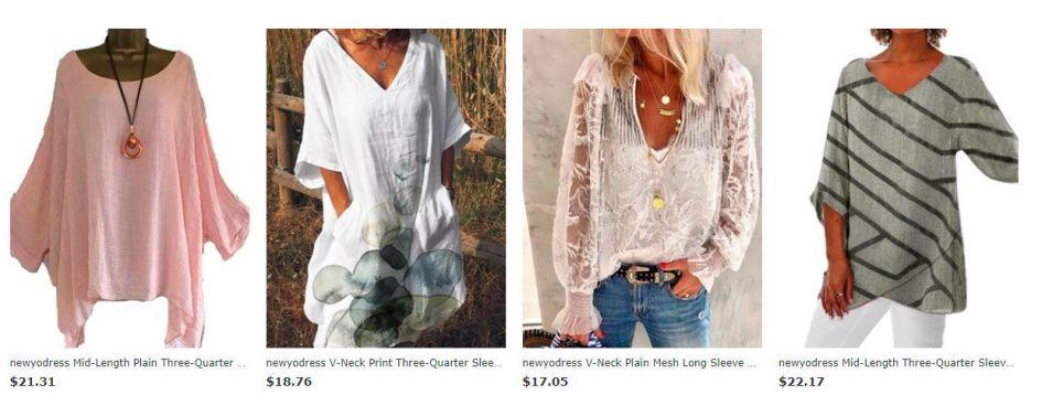 Newyodress.com Fake Online Fashion Shop