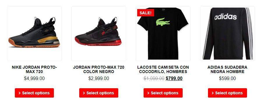 Outletdebarata.com Tienda Online Falsa