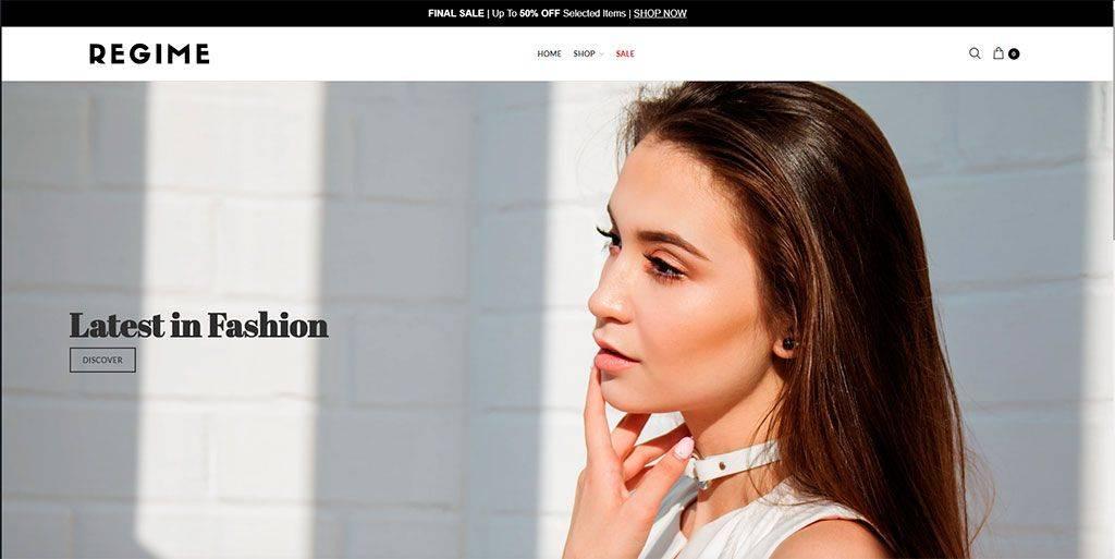 Shopregime.com Tienda Online Falsa Moda