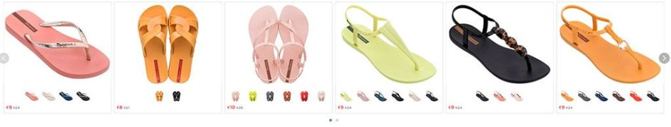 Ipanemasandalias.ru Online Shop Fake Sandals Ipanema