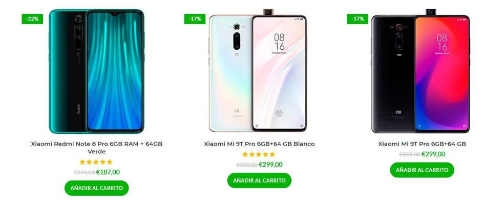 telefono-top.store Tienda Online Falsa