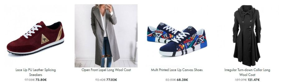 Zuwxzprfjh.com Fake Online Fashion Shop