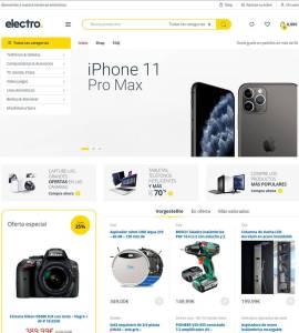 Electronica Shop.com Tienda Online Falsa Electronica Electrodomesticos