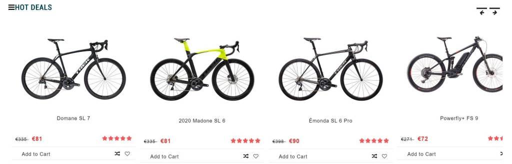 Eu.bikes Rider.com Tienda Online Falsa