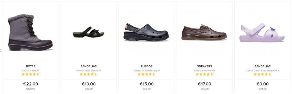 Crocses.shop Tienda Online Falsa