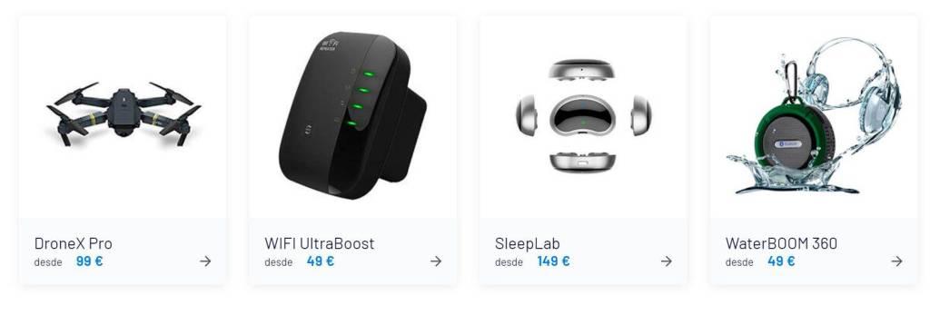 Hyperztech.com Tienda Online Falsa
