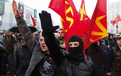 Картинки по запросу фашизм в России