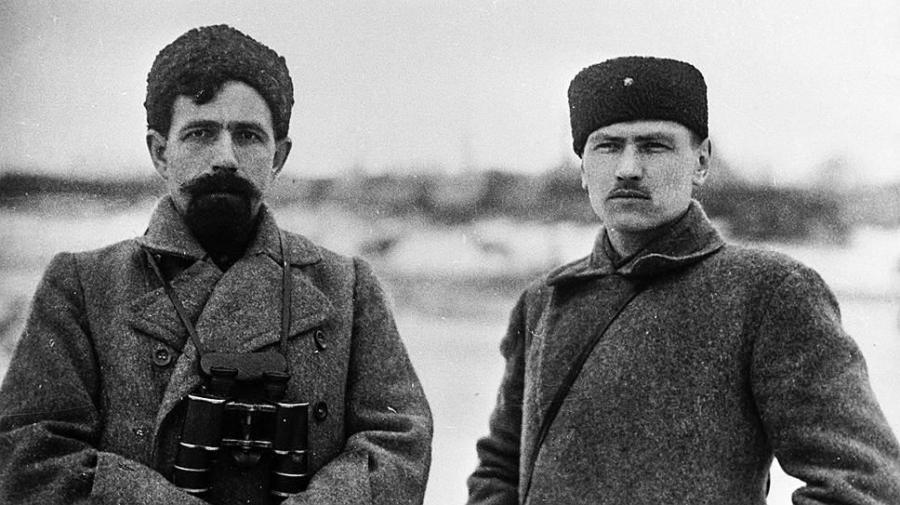 Что случилось 23 февраля 1918 года?