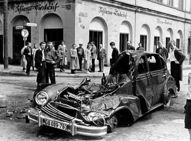 «События в ГДР 17 июня 1953 года»