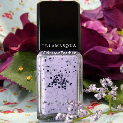 Speckle Nail Polish by Illamasqua Review
