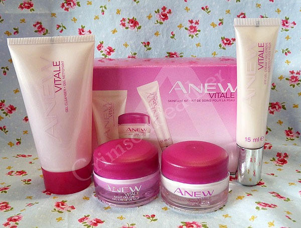 Avon Anew 14 day set Review