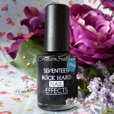 Seventeen Rock Hard Nail Effect Review & Swatches