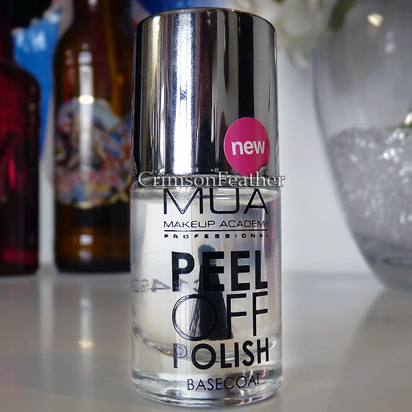 MakeUp Academy Peel off Base Coat