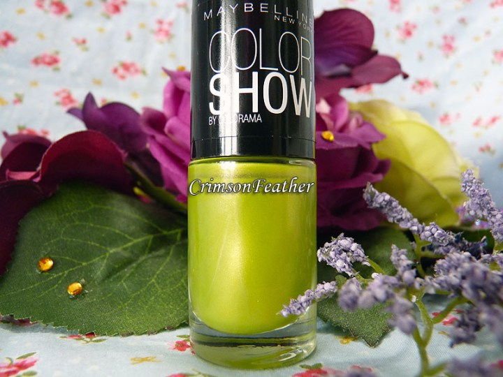 Maybelline Nail Polish Haul – Review & Swatch of Electric Yellow, Charged & Ready, Speeding Light