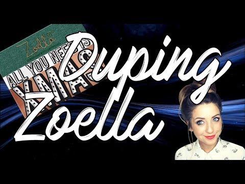 Clone Wars : Duping Zoella's Calendar