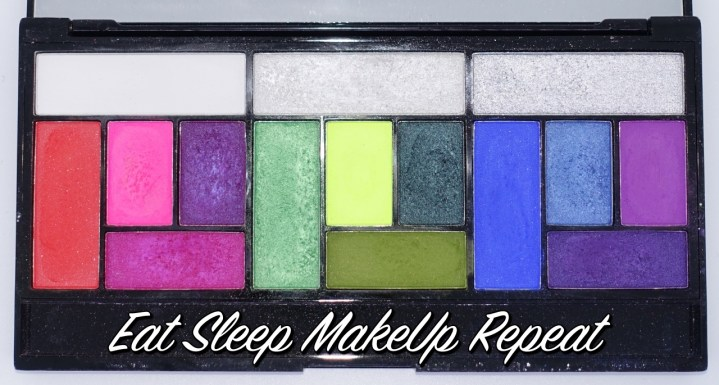 Eat Sleep MakeUp Repeat Palette