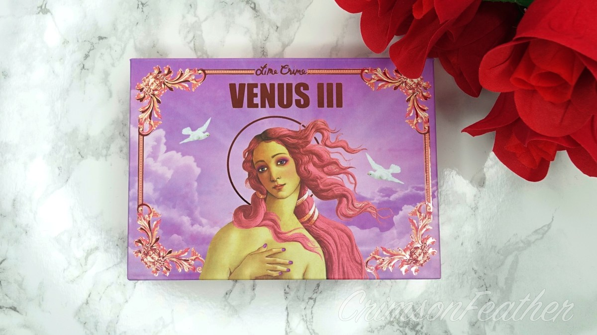 Lime Crime Venus III Review & Swatches