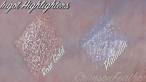 Revolution-Ingot-Highlighter-Rose-Gold-Platinum-Swatch