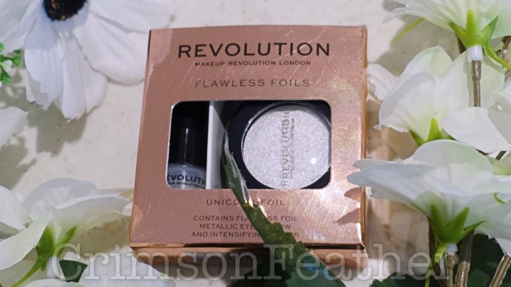 Revolution Flawless Foils Unicorn Foil Review & Swatch