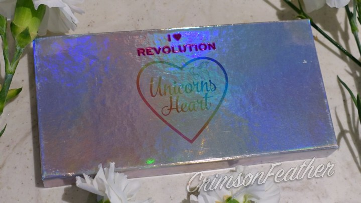 I Heart Revolution Unicorns Heart Palette Review and Swatches