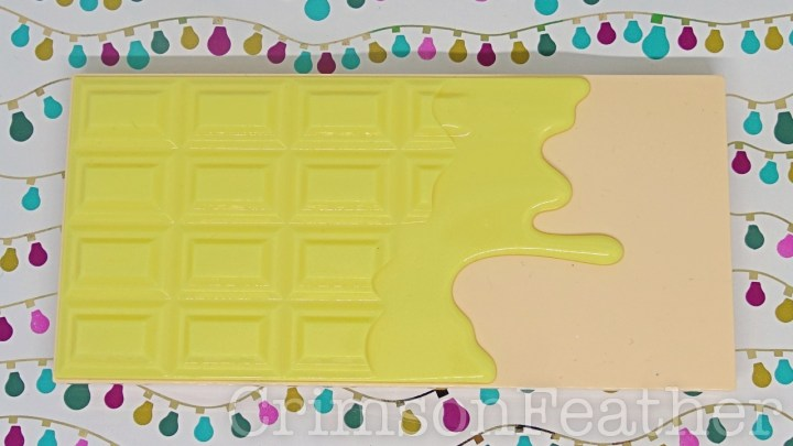 I Heart Revolution Chocolate Vault – Lemon Drizzle Chocolate Palette Review & Swatches – Part 4