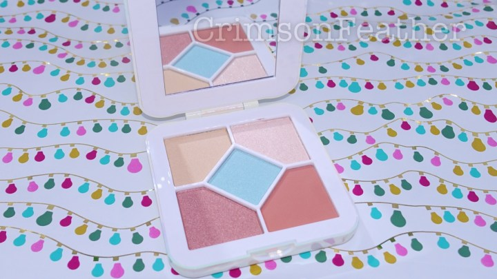 Lime Crime Birthday Cake Pocket Candy Palette – Review & Swatches